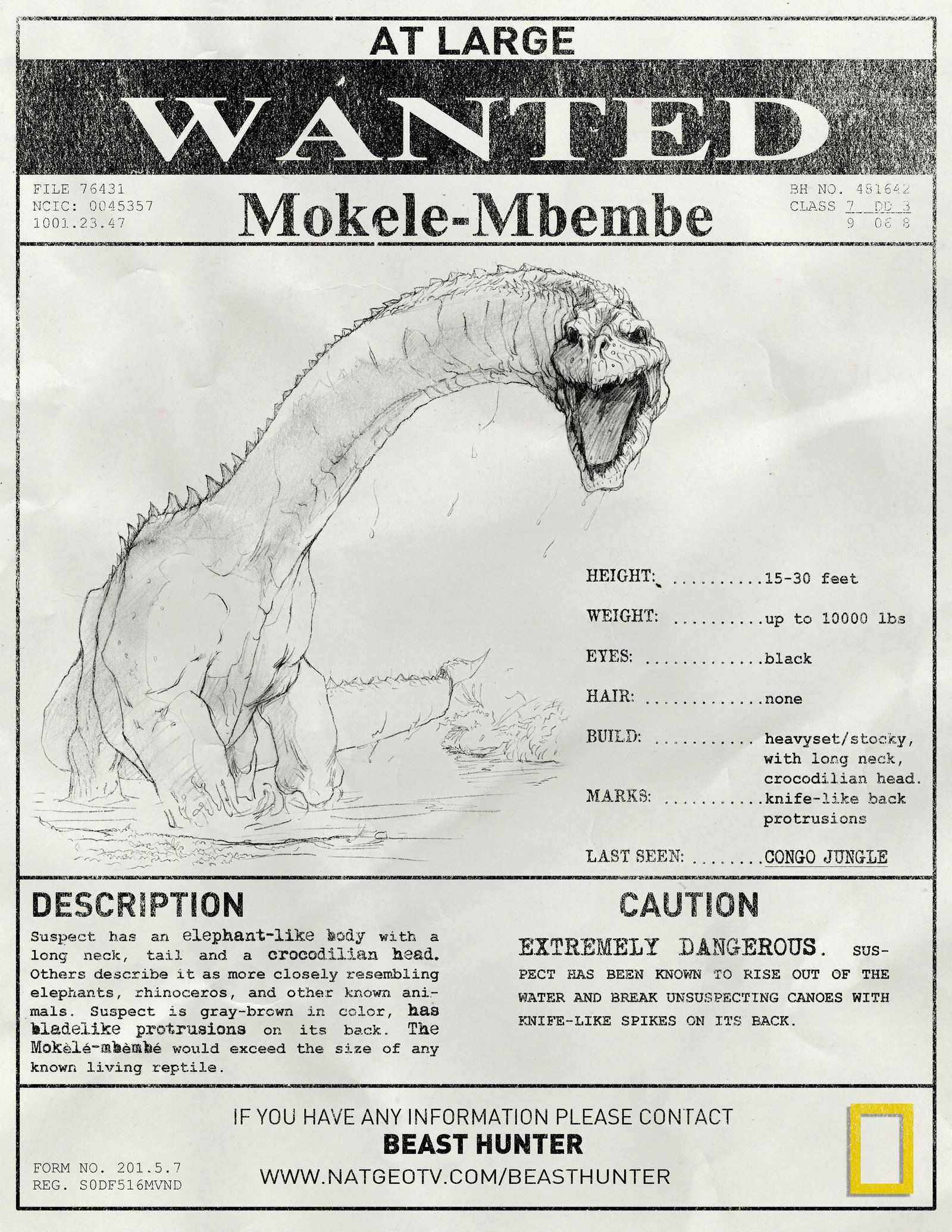 Mokele Mbembe by ~Aranthulas on deviantART | Here there be Dragons