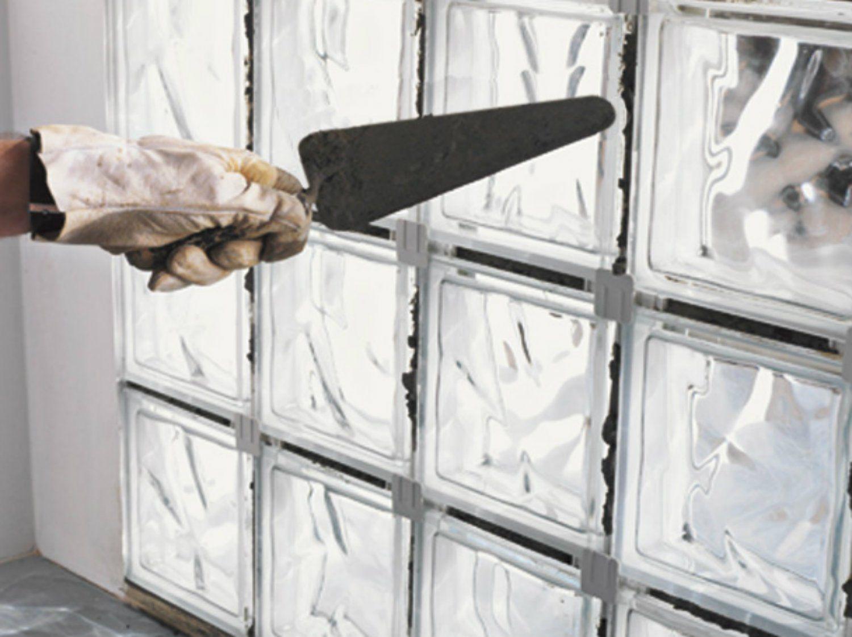 Comment Monter Un Mur De Briques De Verre En Pose