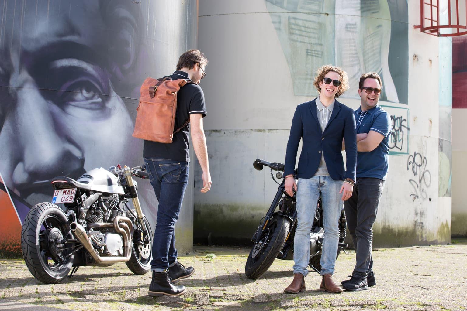 Stijlvol Motorrijden-2017-12  - Riding in style | Spring 2017 - Manify.nl