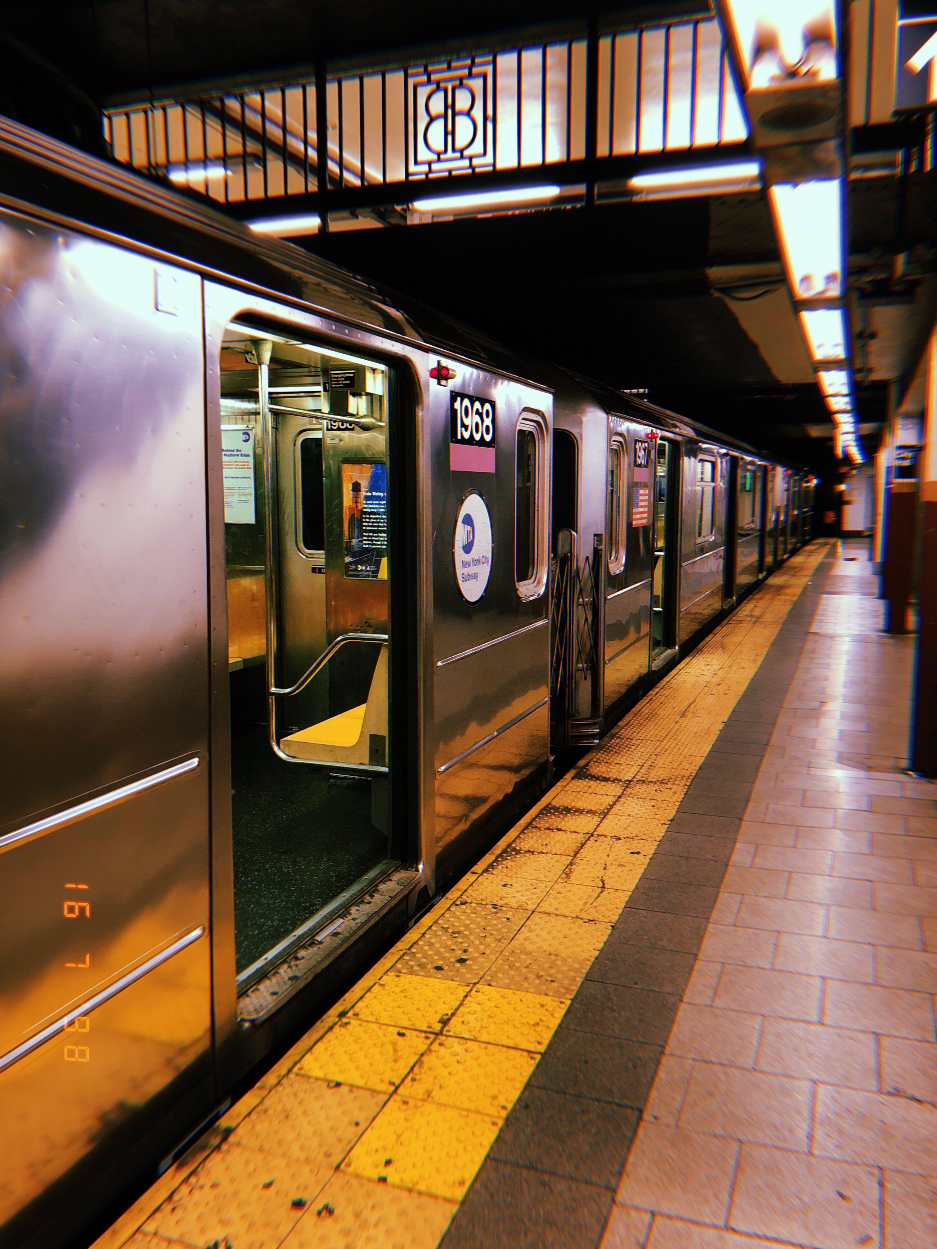 New Yor New York Subway Nyc Subway London Photography