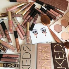 Photo of Make-up-Sammlung, Beauty-Sammlung, Make-up-Lagerung, Palettenspeicher, Make-up-H…
