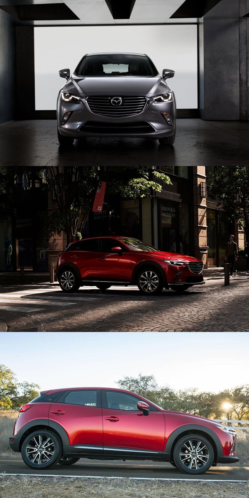 2020 Mazda Cx 3 Loses Trim Levels But Gains Technology But Will