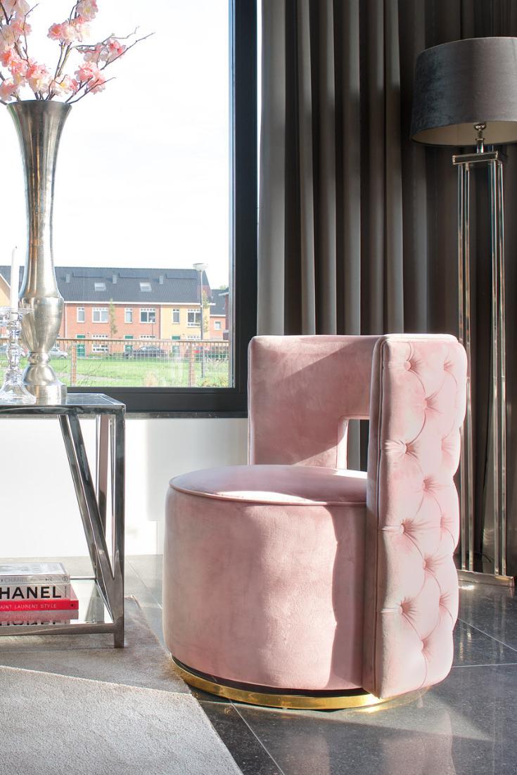 richmond stoelen roze