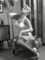 girdles in vintage Ebony girl