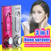 Ion export import china sprayer moisturizing facial steamer