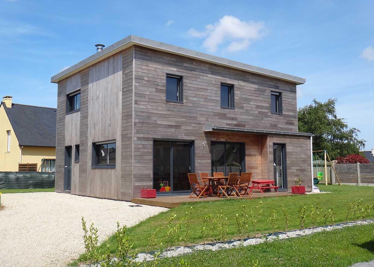 prix maisons en bois top maison bois chambres with prix maisons en bois chalet en bois with. Black Bedroom Furniture Sets. Home Design Ideas