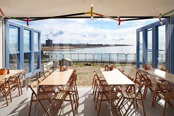 Beach Restaurant Interior Design Google Search