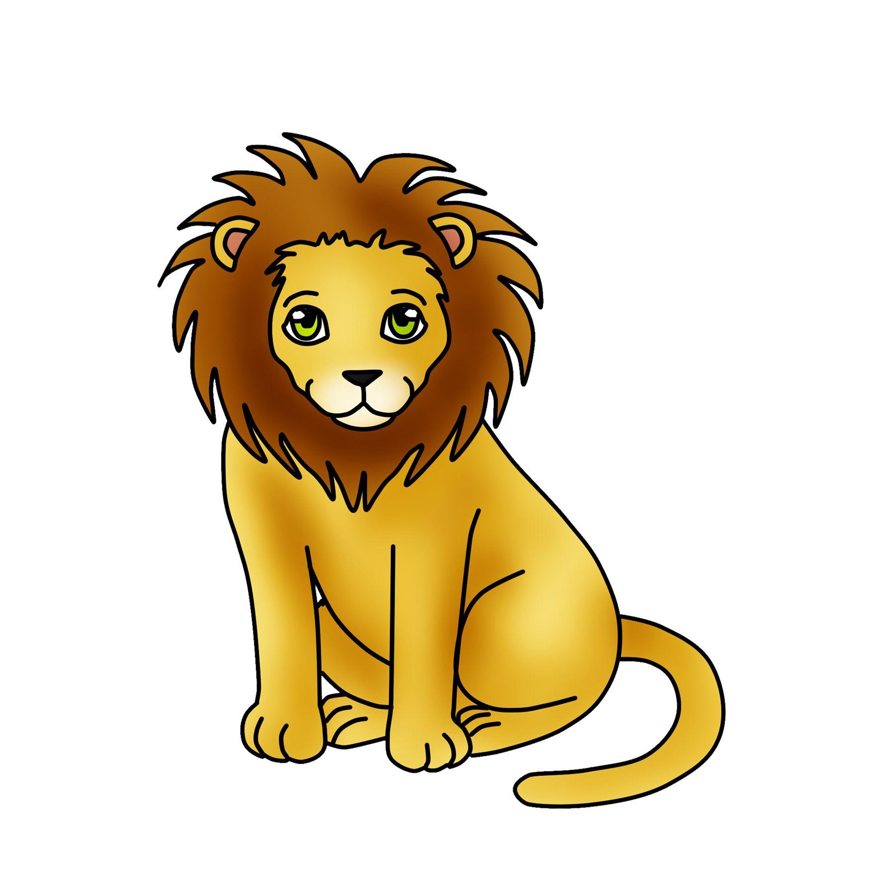 Lion Clipart Lion Clipart Cat Clipart Free Clip Art
