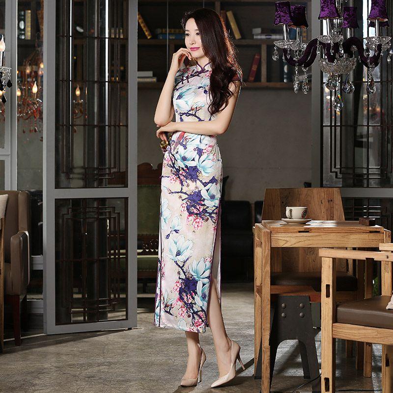 Cheongsam china wedding dress online https://www.ichinesedress.com ...