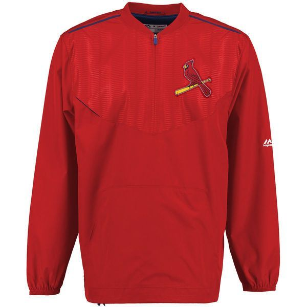 2f9eac66 St. Louis Cardinals Official Training Jacket by Majestic | Products ...