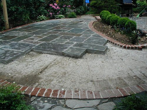 Are Your Dry Laid Walks And Patios Heaving? | LandscapeAdvisor