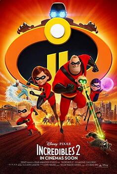 The Incredibles 2 Movie Guide In English Heroes And Villains In 2020 The Incredibles Watch Incredibles 2 Highest Grossing Movies