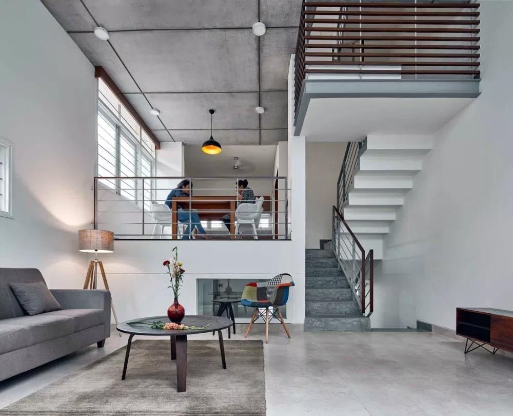 Split Level Ruko Google Search Farm House Living Room Home Home Decor