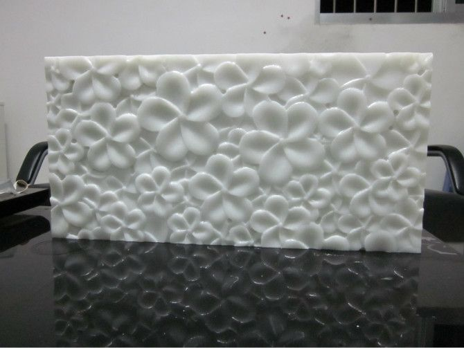 Is This 3d Chinese Crystal White Marble Feature Wall Panel Graceful And Elegant To Decorate The Wall Background Marble Wall Wall Paneling Stone Tiles