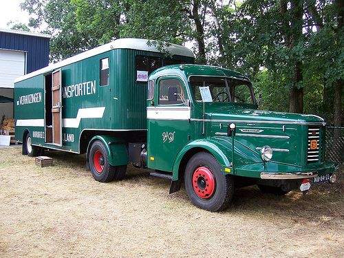 1953 Kromhout T6 NB84-22