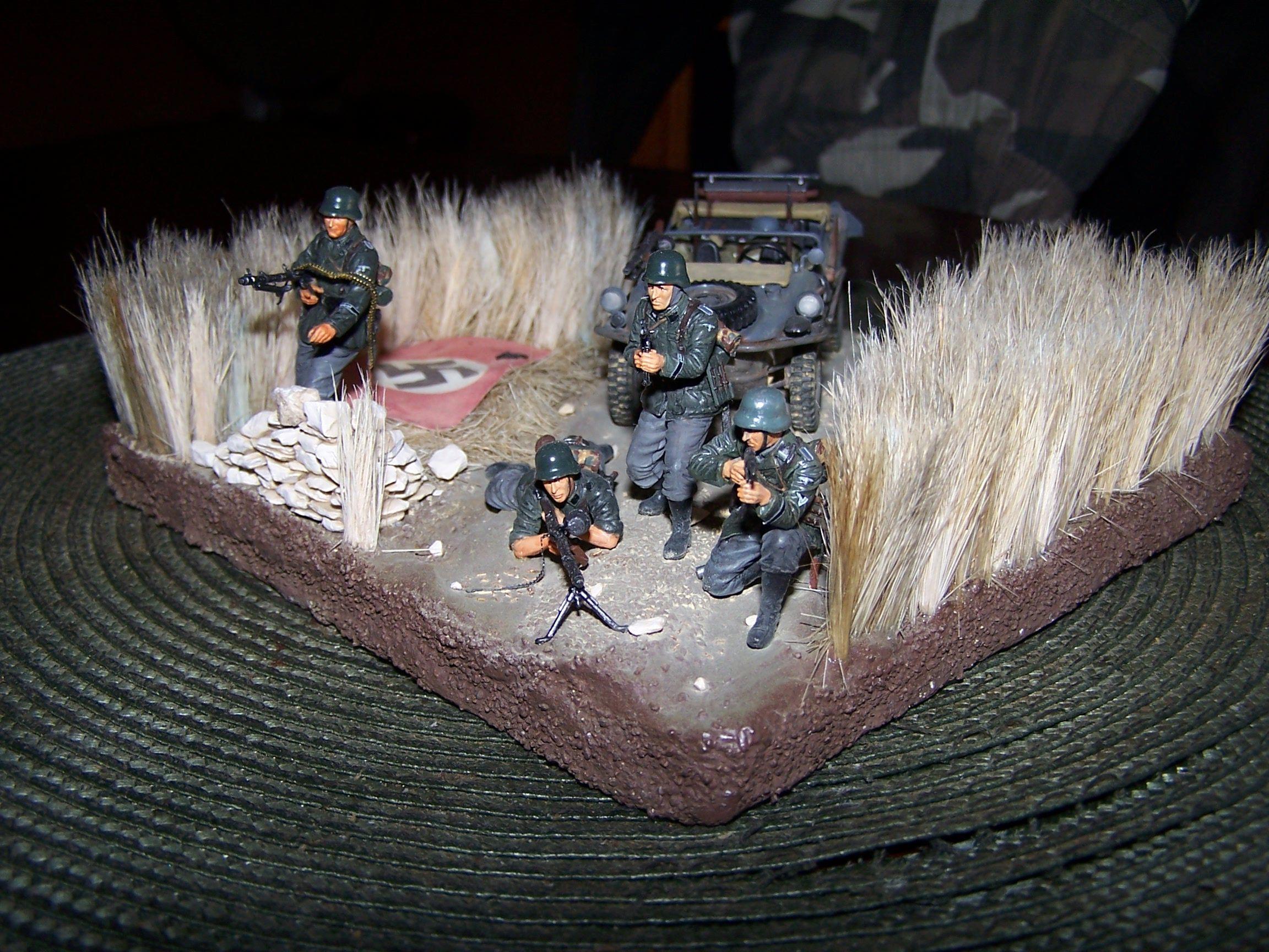 Opération Barbarossa , juin 1941 , division SS Totenkopf .
