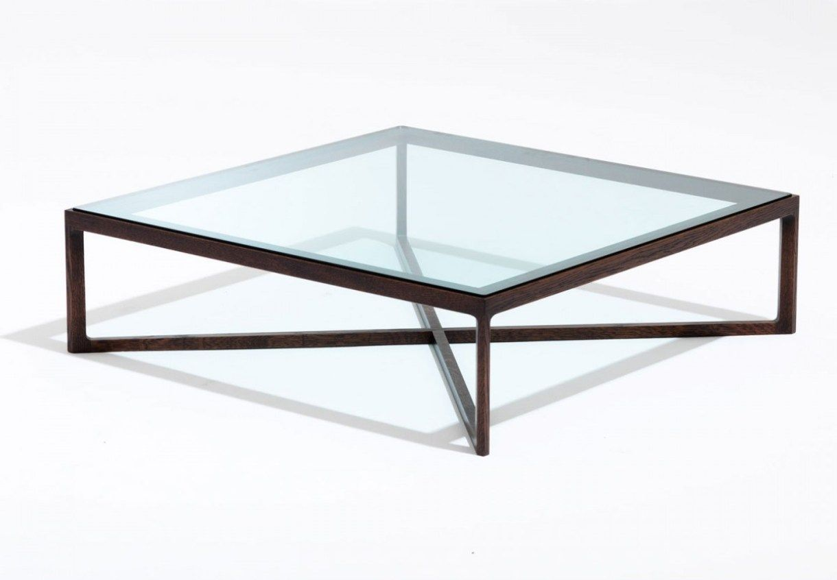 Extra Large Square Gl Coffee Table