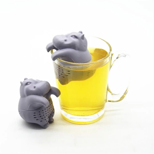 1 pcs Bag Shape Silicone Tea Leaf