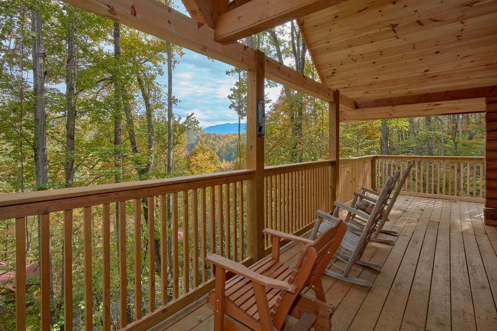 Vacation Home Tranquility Den 210 Two Bedroom Cabin