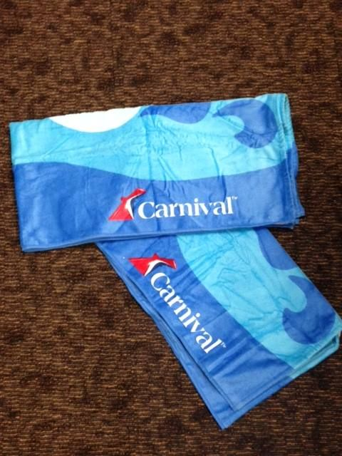 Today S 12 Days Of Giveaways Prize Comes From Carnivalcruise