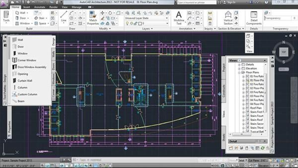 Shows AutoCAD drafters and designers how to migrate their CAD - autocad designers