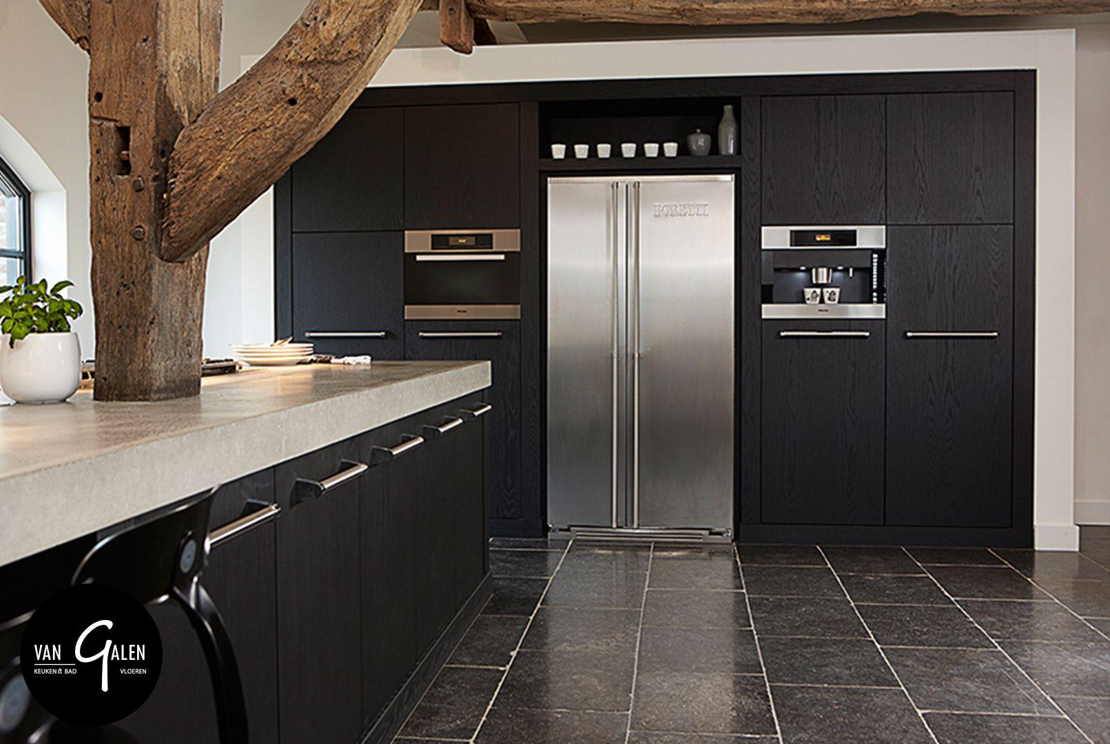 Van Galen Keukens : Gerealiseerde keukens van galen keuken bad keukens