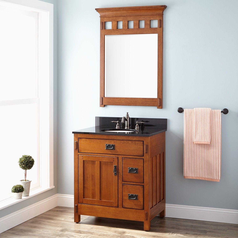 craftsman style bathroom fixtures beautiful craftsman style bathroom