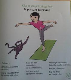 4 postures de yoga pour aider les enfants à se concentrer