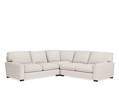 L Shaped Leather sofa Bed