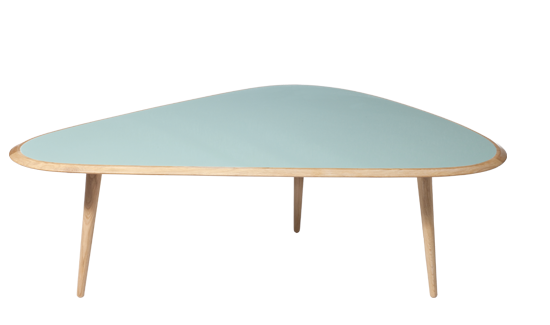 Delightful This Large Lacquered Coffee Table Shows Off Its 50u0027s Design Credentials  With Its Gorgeous Curves And