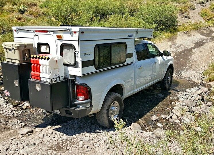 Four Wheel Camper >> Pin On Four Wheel Campers With Aluminess Products