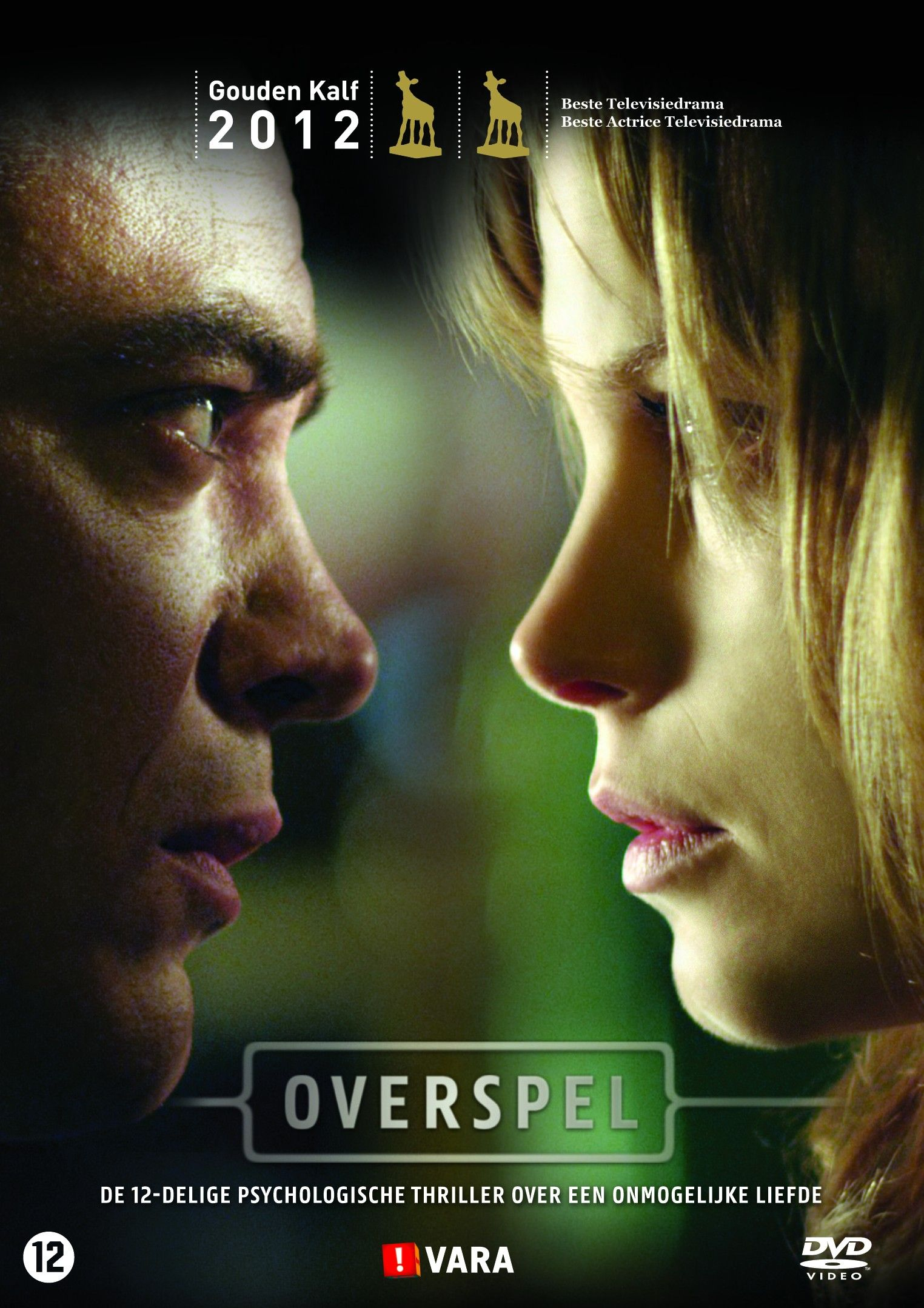 Overspel Spannende Nederlandse serie van twee seizoenen