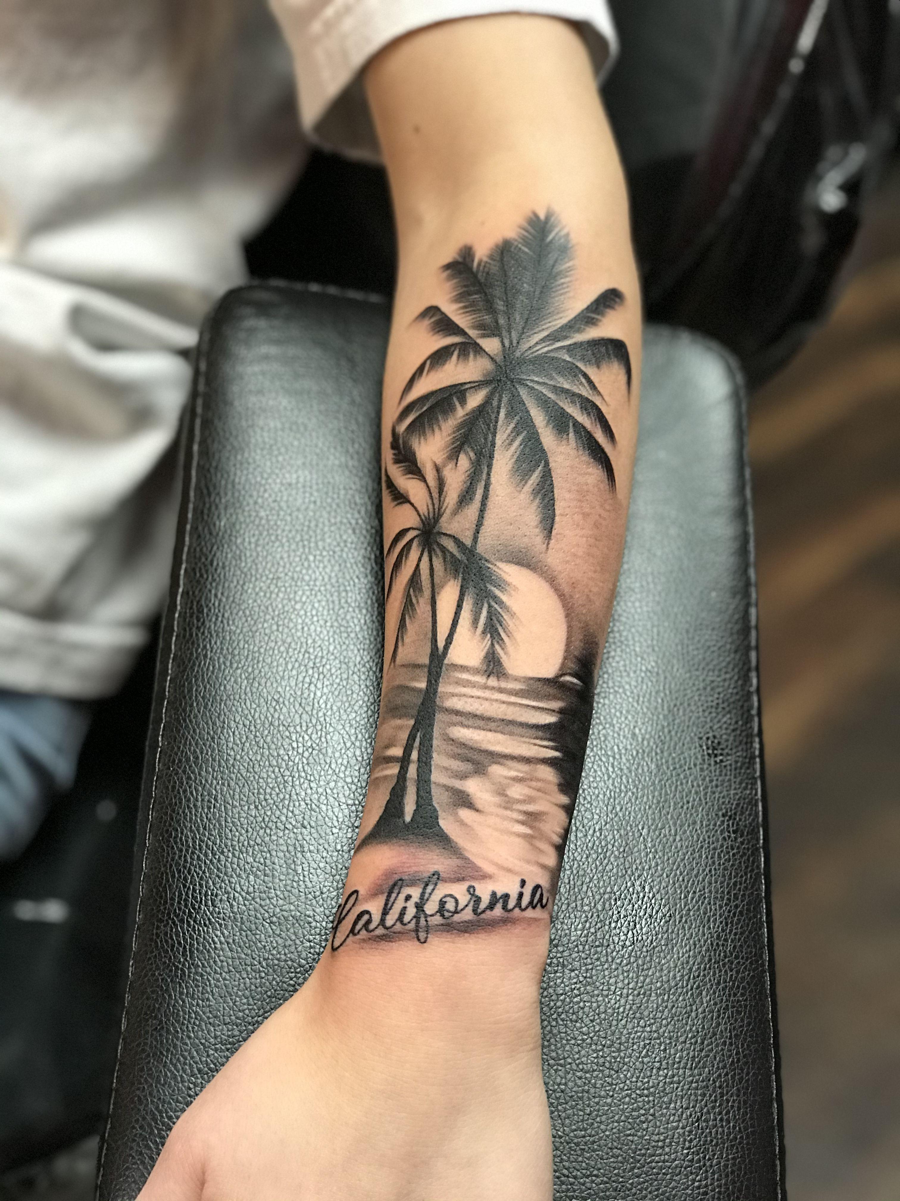 California Forearm Tattoo : california, forearm, tattoo, California, Tattoos,, Tattoo,, Tricep, Tattoos