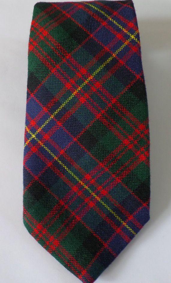 Lazo de Cameron de Erracht Plaid Clan lana de por essteecraft