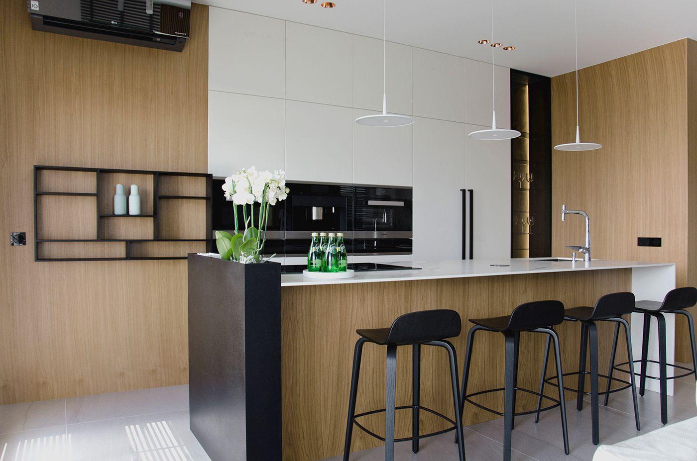 Jak zagospodarować 100 m2 w mieszkaniu? Pracownia Interno Iza ...