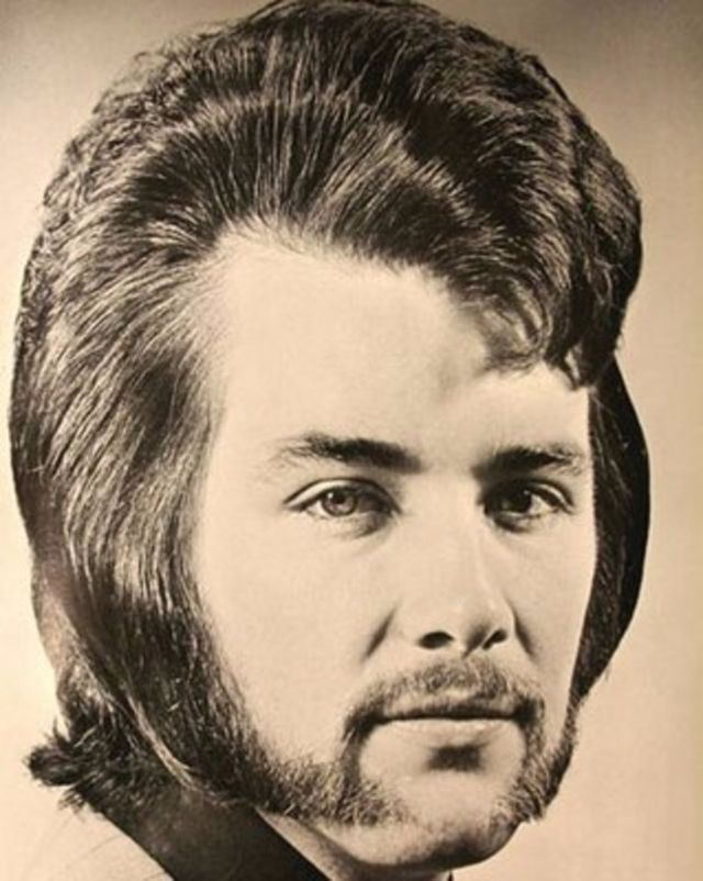 Men's hair in the 1970s was a joy to behold. There was a little bit of  variation throughout the decade, from long to short, blow-dried and b.