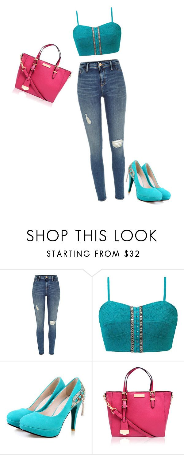 """Untitled #459"" by samantha1122 ❤ liked on Polyvore featuring Gimmicks and Carvela Kurt Geiger"