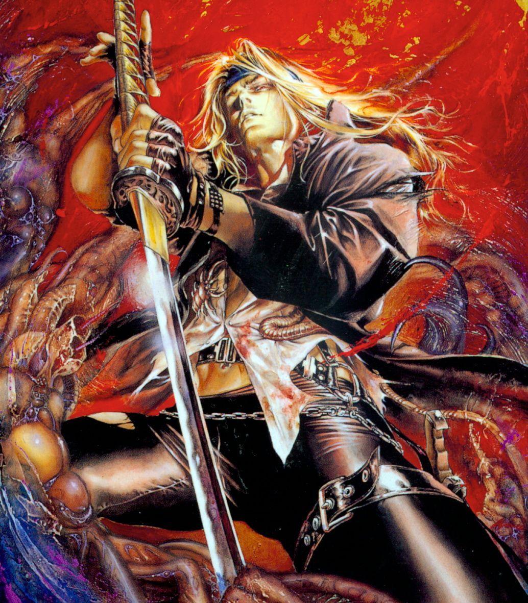 Simon Belmont Castlevania IV Anime, Fantasy art, Art