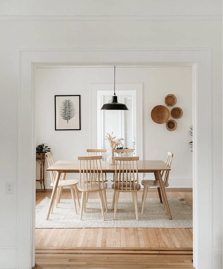 Relaxed Southern Style Meets Scandinavian Minimalism In A Florida Home Scandinavian Interior Design Scandinavian Home My Scandinavian Home