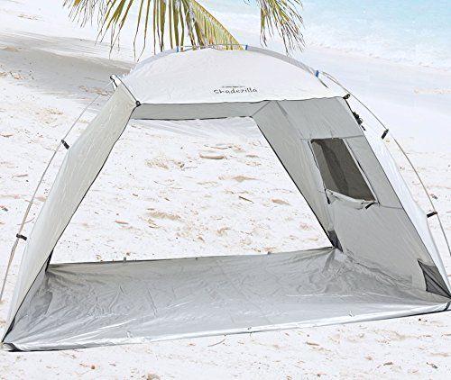 Ultimate Super Wide Beach Shelter / Tent - UPF 100+ upto 4 persons Shadezilla   sc 1 st  Pinterest & Ultimate Super Wide Beach Shelter / Tent - UPF 100+ upto 4 persons ...
