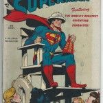 Superman #54 Comic Book