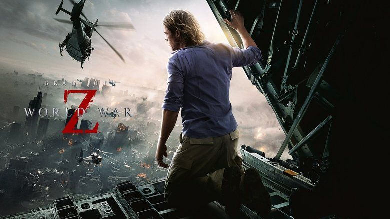 Watch Movie Online World War Z Free Download Full Hd Quality Film World Hollywood Action Movies Inspirational Movies