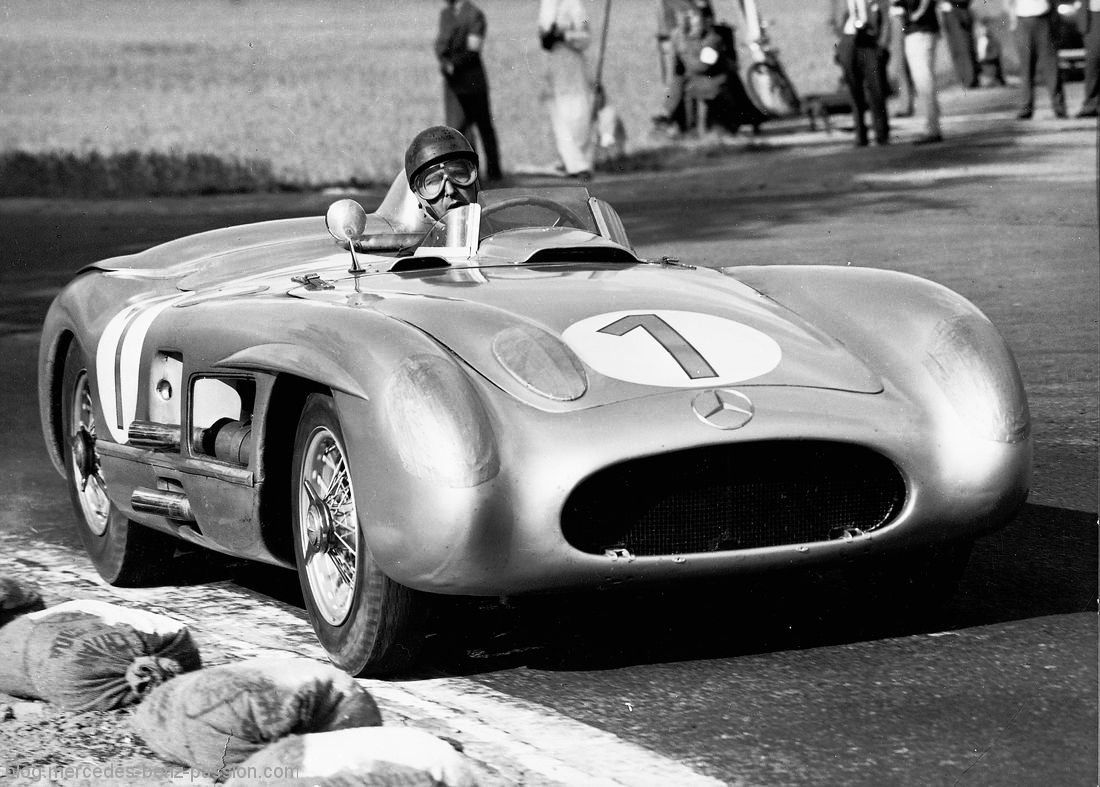 juan manuel fangio at the 1955 swedish grand prix moto history pinterest grand prix cars. Black Bedroom Furniture Sets. Home Design Ideas