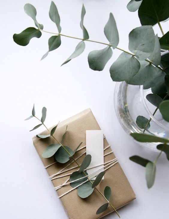 Christmas Gift Wrapping Ideas - Only Deco Love