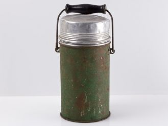 Early British Military Officers 1 Litre Thermos Flask 1920 Thermos Thermos Flask Vacuum Container