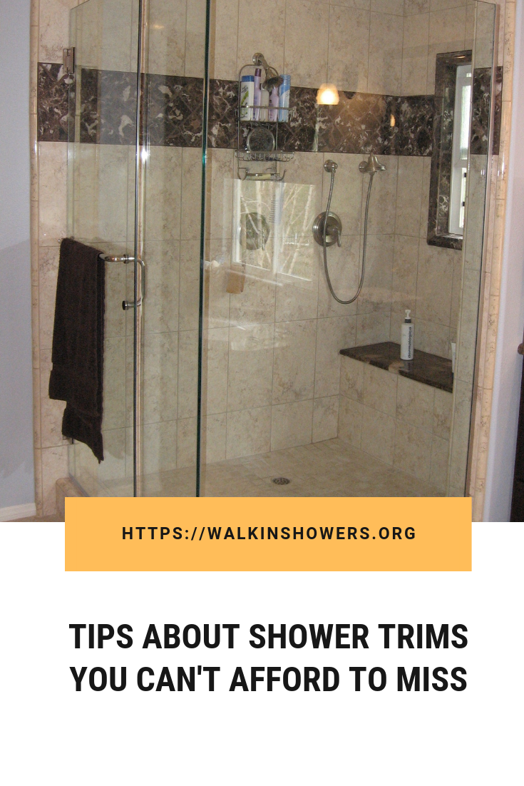 Best Shower Trim Reviews In 2020 With Images Shower Doors
