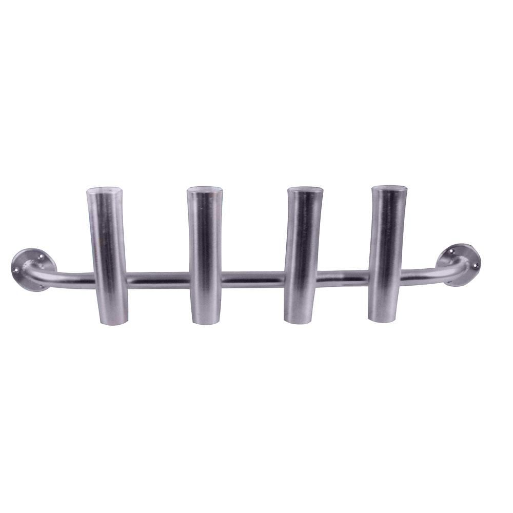 Taco 4 Rod Transom Mount Rod Rack F31 3504bsa 1 Rod Rack Stainless Steel Rod Ebay