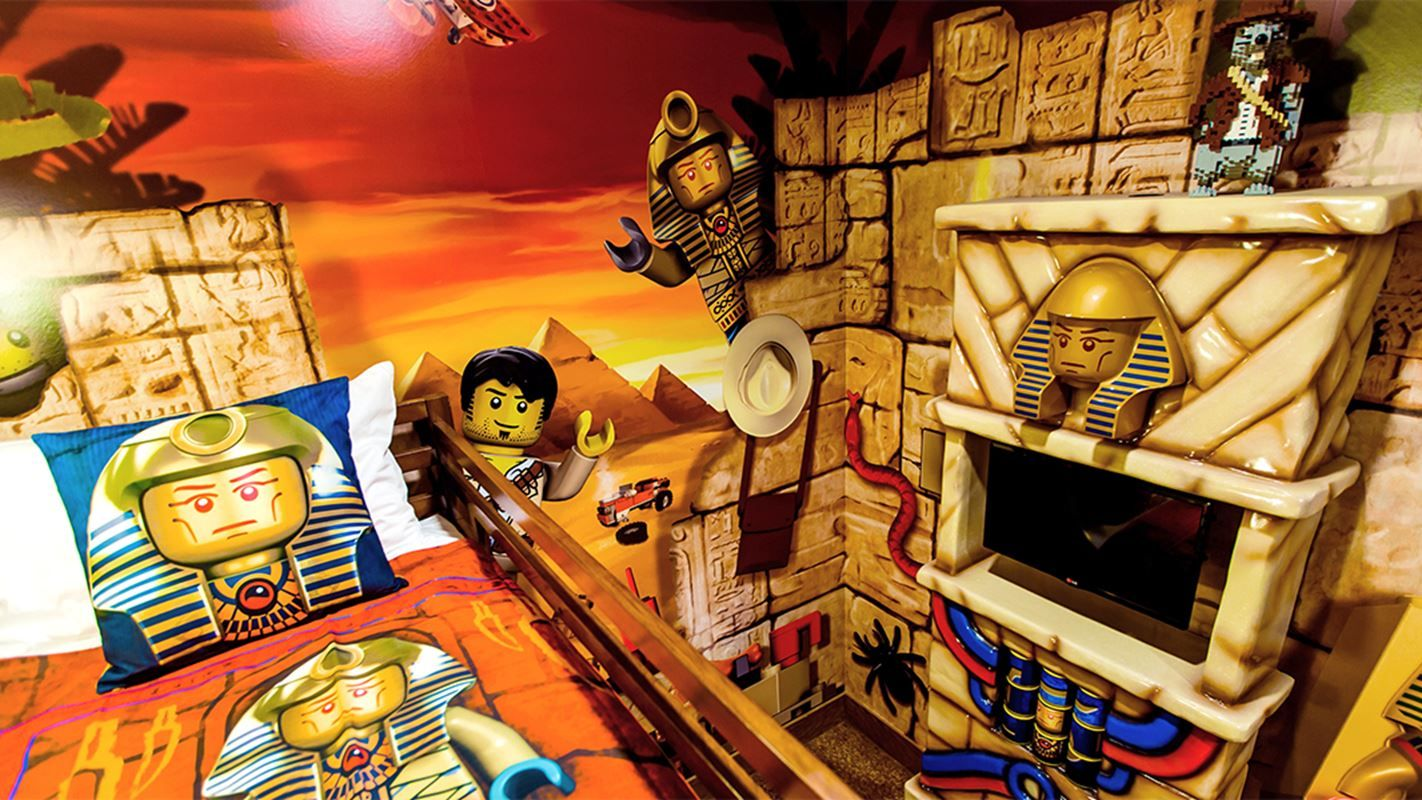 Win a Stay at the Fabulous LEGOLAND Hotel (Plus a LEGO ...