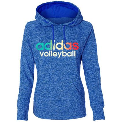 competitive price d4dd8 11358 Adidas Women s Ultimate Fleece Volleyball Hoodie