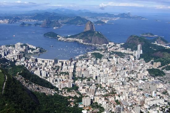 Rio De Janerio, Brazil. One place I have not been and look forward to visiting!